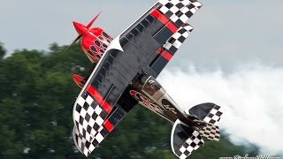 Skip Stewart Aerobatics - Battle Creek Airshow 2015