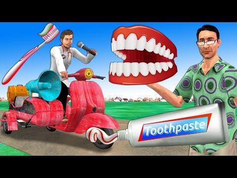 टूथपेस्ट Toothpaste हिंदी कहानियां Hindi Kahaniya   Bedtime Stories Panchtantra Fairy Tales In Hindi