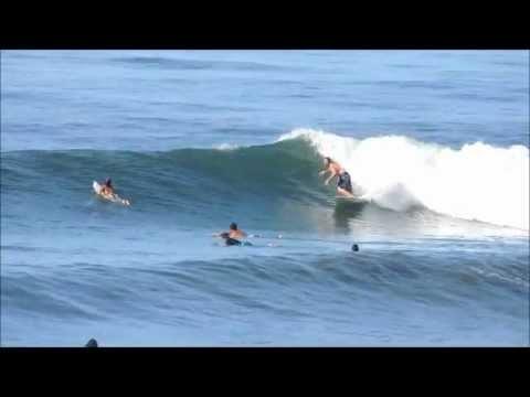 SURF TRIP 2012 JEBAnaTICAsurf - LAS FLORES (El Salvador)