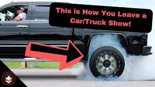 Second Annual Jon Perry Memorial Car And Truck Show In Bunn, NC 2019 | Part 1