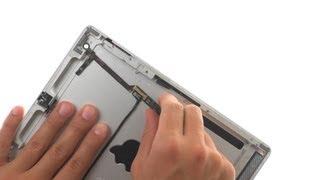 iPad 2 Wifi How to Repair Tutorials