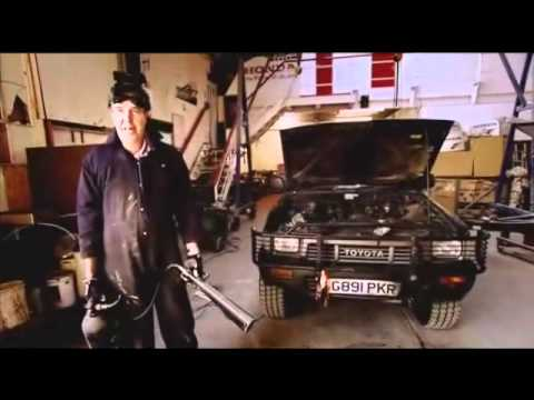 Top Gear - Toyota on Fire