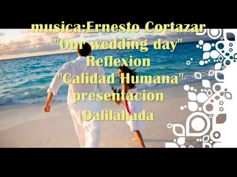 Reflexion_ Calidad de vida Ernesto Cortazar