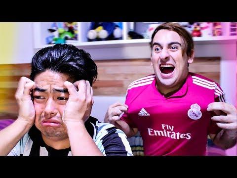 JAPONES REACCIONA A FINAL DE LA CHAMPIONS LEAGUE 2017 | Real Madrid 4 Juventus 1