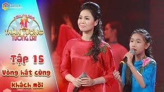 Thần tượng tương lai| tập 15: Thùy Dung & Ca sĩ Thùy Trang - Tơ tằm