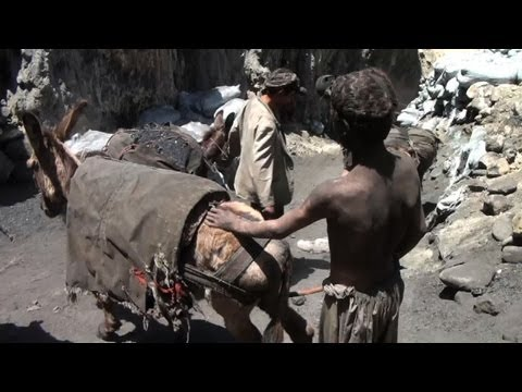 Afghanistan's Child Miners - WSJ Video Exclusive