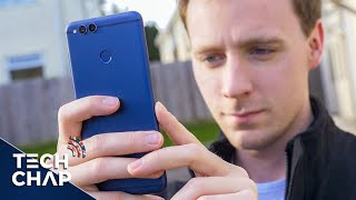 Honor 7X Review - The Best Phone for $200?   The Tech Chap
