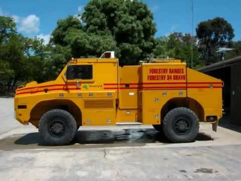 Fireking Special Purpose Fire Truck Australia Youtube