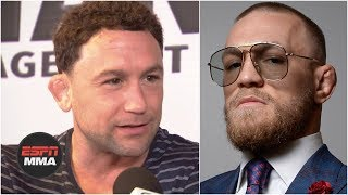 Frankie Edgar campaigns for Conor McGregor fight | ESPN MMA