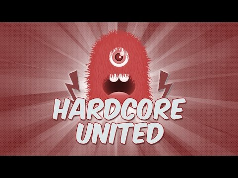 Hardcore United Episode #006 | Guestmix by The Unfamous | Hardcore 2016 | Goosebumpers