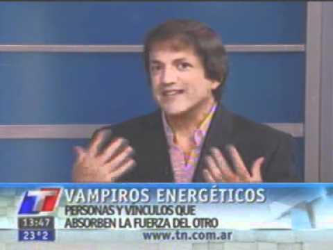 Miguel Espeche en TN - Vampiros energéticos