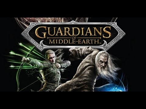 Guardians of Middle-earth - O MOBA de Senhor dos Anis!