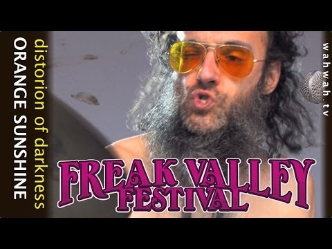 ORANGE SUNSHINE - Distortion of Darkness - Live at Freak Valley Festival 2013