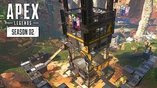 (PS4)#ApexLegends Season 2 Rank Play Come Chill Like & Subscribe For more