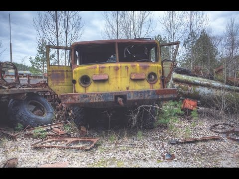 Abandoned Trucks and Trailers, Lorries ➡ DonArgenta