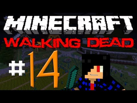 Minecraft: The Walking Dead Survival! Episode 14 - WE STRUCK GOLD! WE'RE RICCCHHHHHHHH