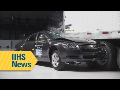Most underride guards fail to stop deadly crashes