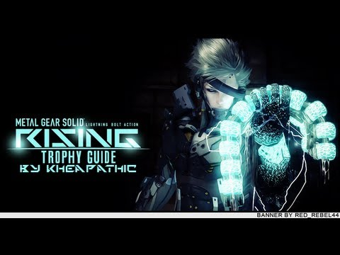 Metal Gear Rising: Revengeance - Menace To Society Trophy video