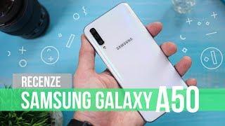 Samsung Galaxy A50: Skvělý telefon téměř bez kompromisů - [recenze]