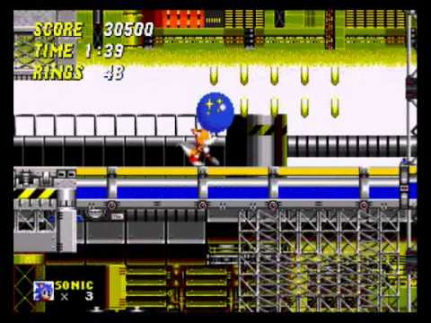 Sonic the Hedgehog 2 -  First Steps HD - User video