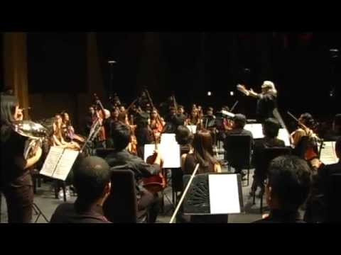 Siam Community Orchestra - Bruckner 9 (complete concert)