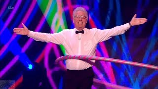 Britain's Got Talent 2017 Live Semi-Finals John Parnell the Hoopguy Full S11E14