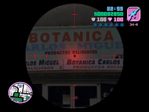 Gta Vice City - Misterios