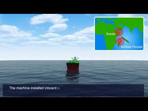 Anti Piracy Maritime Security Solution Jet Gun Psj1008 video
