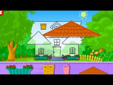 Build a House best kids game 2018