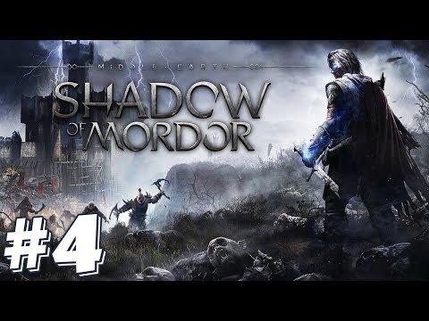 ЗАПИСЬ СТРИМА от 24.10.17 ► Middle-earth: Shadow of Mordor #4