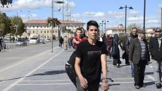 Sivasın gençleri  - İstasyon Caddesi  UZUN EŞŞEK
