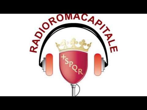 Radio Roma Capitale del 22 luglio 2016