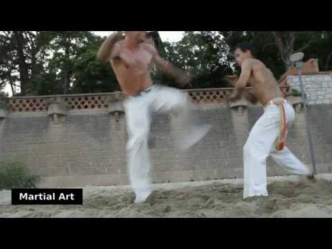 Jacobina Arte - What is Capoeira?