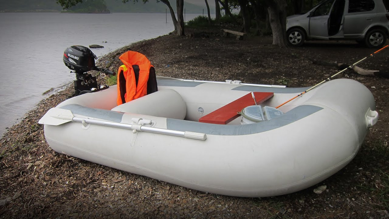 Тюнинг гребной лодки пвх своими руками