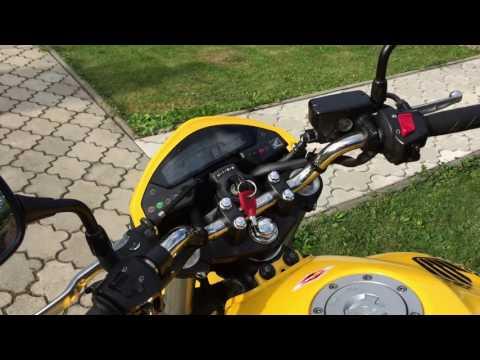 Honda CB 600F Hornet 2012 cz