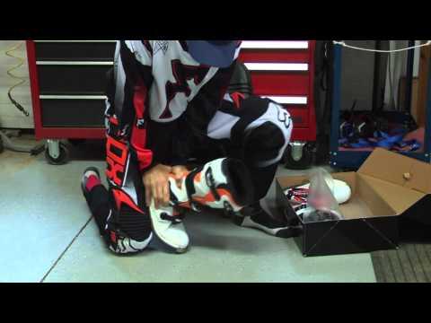 How To Break In New Motocross Boots