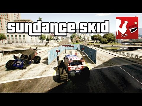 Things to do in GTA V - Sundance Skid