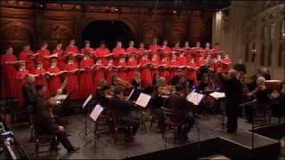 Hallelujah Choir Of King 39 S College Cambridge Live Performance Of Handel 39 S Messiah