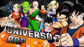 RAP DE UNIVERSO 7 - IVANGEL MUSIC - DRAGON BALL RAP