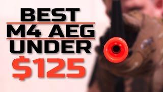 Best M4 AEG For Under $125 | Airsoftmegastore.com