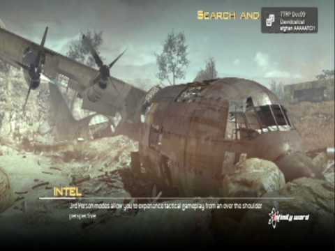 MW2 - SnD - Afghan - 7TRP Video
