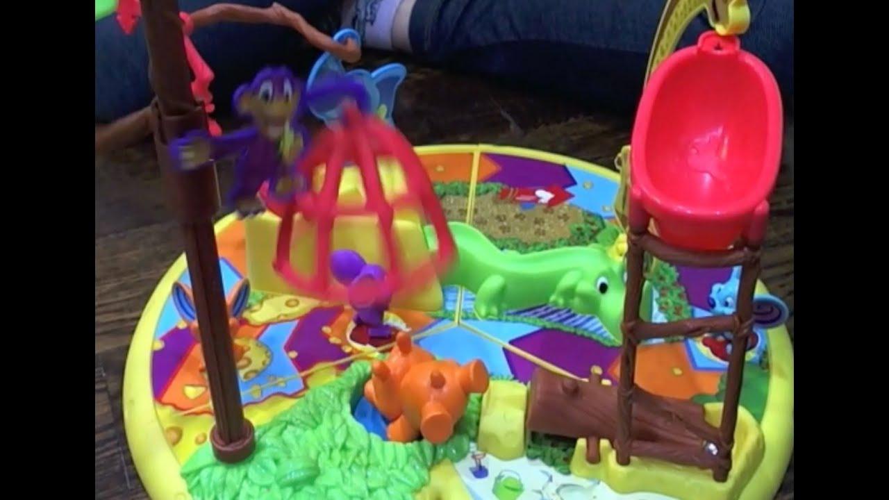 Fun Mousetrap Construction Game - Tom's Trap-O-Matic