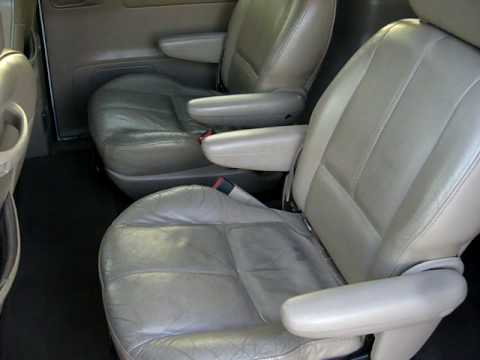 2002 Ford Windstar Sel 62k Miles Leather Video