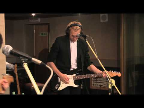 Spector -  Celestine in session on BBC Radio 1