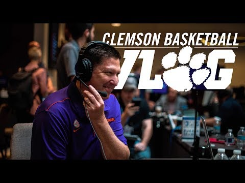 Clemson Basketball || The Vlog (S3, E5)