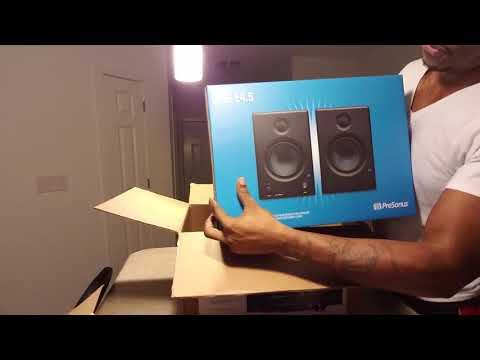 UNBOXING THE PRESONUS STUDIO ONE 3 RECORDING BUNDLE!