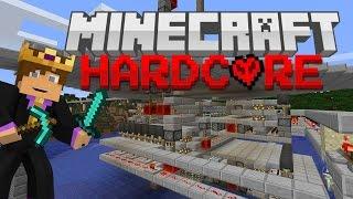 Hardcore Minecraft Survival #61 - WITCH FARM UPGRADES!