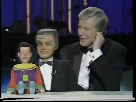 Ray Alan with &quot;Lord Charles&quot; - World's Greatest Ventriloquist - 1986