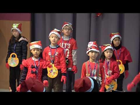 2020二年三班聖誕歌曲表演