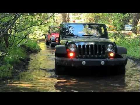 2012 Jeep Wrangler - First Test